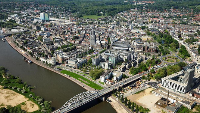 Discover the city center of Arnhem