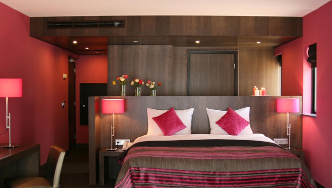 You will completely relax in our Junior Suite