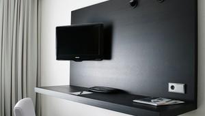 komfort hotelzimmer van der valk hotel arnhem. Black Bedroom Furniture Sets. Home Design Ideas