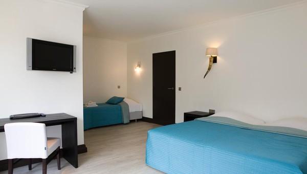 Comfort kamer persoons van der valk hotel arnhem