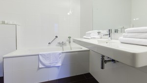 Badezimmer Business Suite Hotel Arnhem